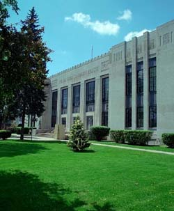 Shelby County Courts and Clerk - Indiana
